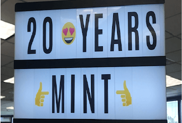Team outing in Orlando to celebrate MINT's 20th Anniversary