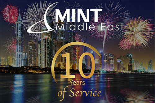 MINT's Middle East office celebrates 10 years