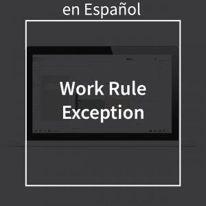workruleexceptionspanish